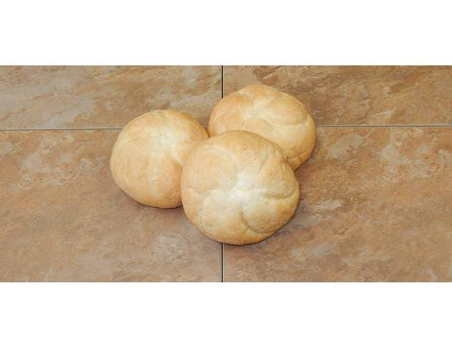 Gonnella Baking Kaiser Roll, 2.4 Ounce -- 54 per case.