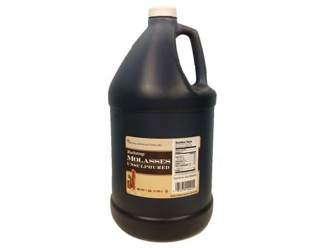 Groeb Farms Blackstrap Molasses, 1 Gallon -- 4 per case.