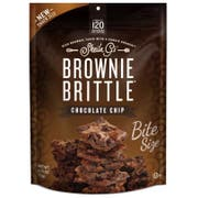 Sheila Gs Choc Chip Brownie Brittle, 2.75 Ounce -- 8 per case.