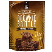 Sheila Gs Toffee Crunch Brownie Brittle, 2.75 Ounce -- 8 per case.