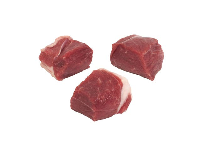 Strauss Stew Boneless Domestic Lamb, 5 Pound -- 2 per case.