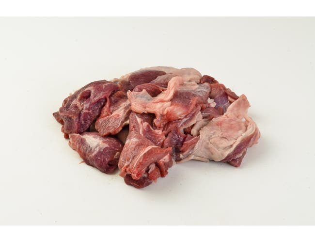 Strauss 60 Percent Lean Trimming Lamb, 50 Pound -- 1 each.