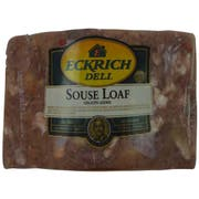Eckrich Peter Souse Loaf, 6.6 Pound -- 1 each.