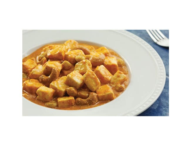 Cuisine Solutions Vegetarian Indian Curry Shahi Paneer, 5 Pound -- 4 per case.
