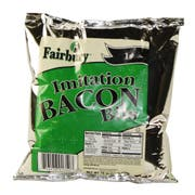Feaster Foods Imitation Bit Bacon, 16 Ounce -- 12 per case.