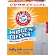 Arm and Hammer Fridge and Freezer Baking Soda, 16 Ounce -- 12 per case.