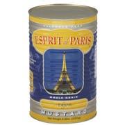Savor Brands Whole Grain Dijon Mustard, 8.6 Pound -- 6 per case.