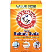 Arm and Hammer Baking Soda, 64 Ounce -- 6 per case.