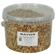 Savor Imports Fried and Salted Marcona Almond, 11 Pound -- 1 each.