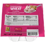 Post Shredded Wheat Frosted Strawberry Cereal, 2 Ounce -- 48 per case.