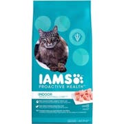 Iams Proactive Health Indoor Weight and Hairball Care Dry Cat Food, 3.5 Pound -- 4 per case.