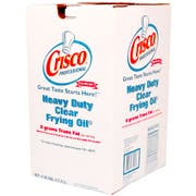 Crisco Professional Heavy Duty Clear Frying Oil, 35 Pound -- 1 each.