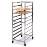 Lakeside Stainless Steel Economy Narrow Opening Sheet Pan and Tray Rack, 12 Full Pan Capacity -- 1 each.