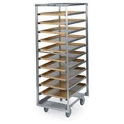Lakeside Stainless Steel Roll-In Cooler and Proofer Rack, 12 Full Pan Capacity -- 1 each.