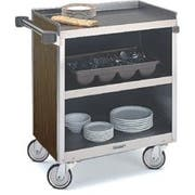 Lakeside Heavy Duty Stainless Steel 3 Shelf Medium Enclosed Cart, 19.5 x 31.25 x 34.5 Inch -- 1 each