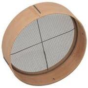 Alegacy Wood Rim Sieve, 16 x 16 x 2 3/4 inch -- 1 each.