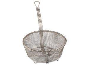 Alegacy Round Wire Fry Basket, 8 1/2 inch -- 1 each.