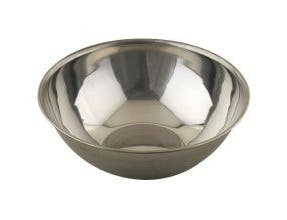 Alegacy 800 Series Stainless Steel Heavy Duty Mixing Bowl, 6 1/4 Quart Capacity -- 1 each.