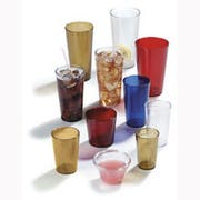 Ruby Tall SAN Stackable Tumbler 32 Ounce - Small Pack -- 24 per case