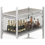 Cambro Security Cage Only, 25 1/4 x 42 1/2 x 18 inch -- 1 each.
