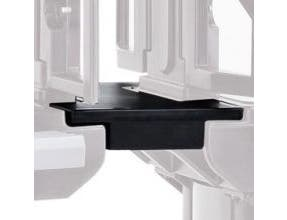 Cambro Connector Only for Versa Cart to Low Height Versa Food Bar and Work Table, Bronze, 27 x 20 3⁄8 x 8 1⁄2 inch -- 1 each.