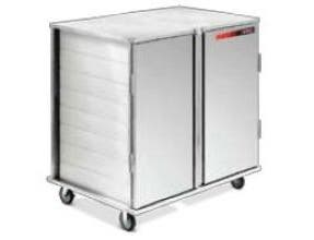 Dinex Wrap Around Bumper Only for Two Door Value Line Tray Delivery Cart -- 1 each.