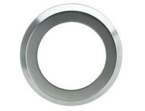 Dispenser Rite Silver Satin Color Ring Bezel for SLR-2 Series Cup Dispenser -- 1 each.