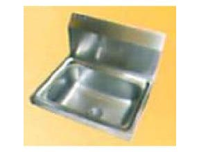 Aero 304 Stainless Steel NSF Hand Sink, 15 x 17 x 13 1/2 inch -- 1 each.