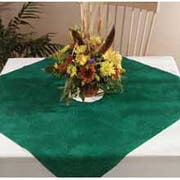 Hoffmaster 833-FD11 Linen-Like Elegant Impressions Printed Supreme Table Accents, 33 x 33 inch -- 25 per case.
