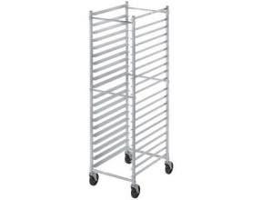 Channel Manufacturing Aluminum Knock Down Bun Pan Rack, 70 1/4 x 28 1/2 x 18 inch -- 1 each.