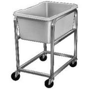 Channel Manufacturing Aluminum Jumbo Poly Cart, 30 x 19 x 31 inch -- 1 each.