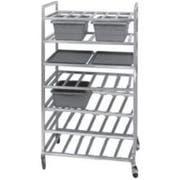 Channel Manufacturing Aluminum Universal Lug Rack, 70 1/4 x 40 x 28 1/2 inch -- 1 each.