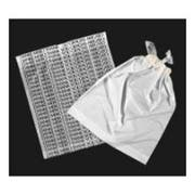 Kal Pac Corporation Polydraw Tape Handle Merchandise Bag - Thank You Design, 16 x 18 x 3 inch -- 1000 per case.