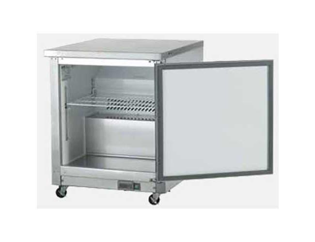 Arctic Air Single Door Under-Counter Refrigerator, 27.875 x 30.0 x 35.625 inch -- 1 each.