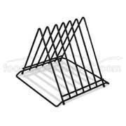 Alegacy Color Coded Cutting Board Storage Rack Only, 12 x 11 1/2 x 10 3/4 inch -- 1 each.