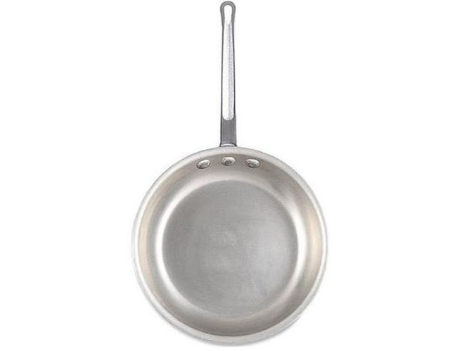 Alegacy Eagleware The Point Two Five Line Heavy Duty 2 Gauge Aluminum Alloy Fry Pan, 8 inch -- 1 each.