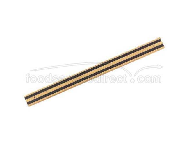 Alegacy Wood Magnetic Knife Rack, 24 inch -- 1 each.