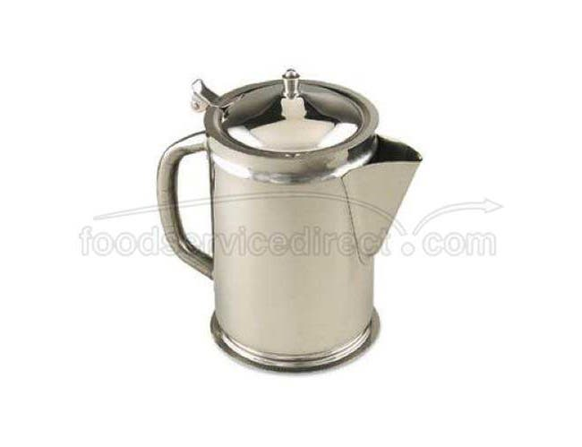 Alegacy 18/8 Stainless Steel Coffee Pot, 64 Ounce -- 1 each.