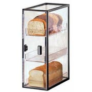 Cal Mil Iron 3 Drawer Bread Case with Front Door, 7 x 12.25 x 19.5 inch -- 1 each.