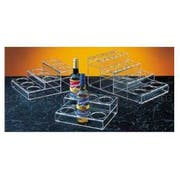 CalMil Clear 2 Tier Bottle Organizer -- 1 each.
