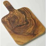 American Metalcraft Olive Wood Melamine Serving Peel, 10 inch Dia. -- 24 per case.