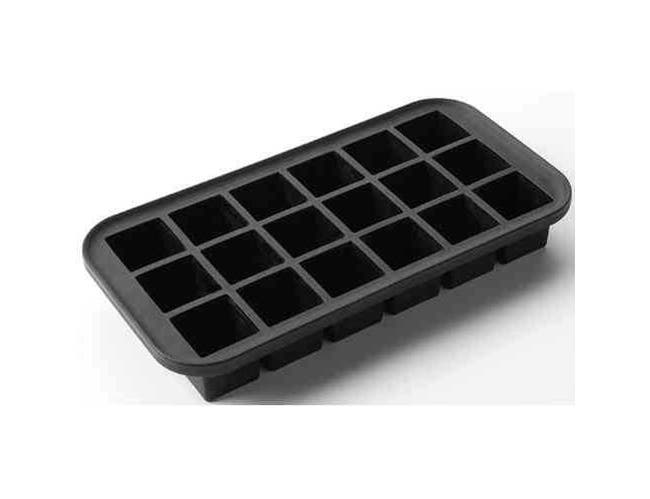 American Metalcraft 18 Cubes Silicone Ice Mold -- 12 per case.