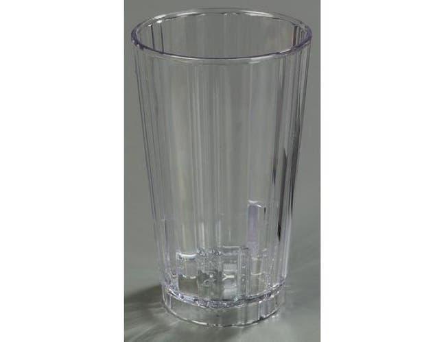 Carlisle Lafayette Clear Polycarbonate Tumbler, 21.1 Ounce -- 1 each.