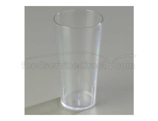 Crystal Polycarbonate Stackable Tumbler 20 Ounce -- 1 each