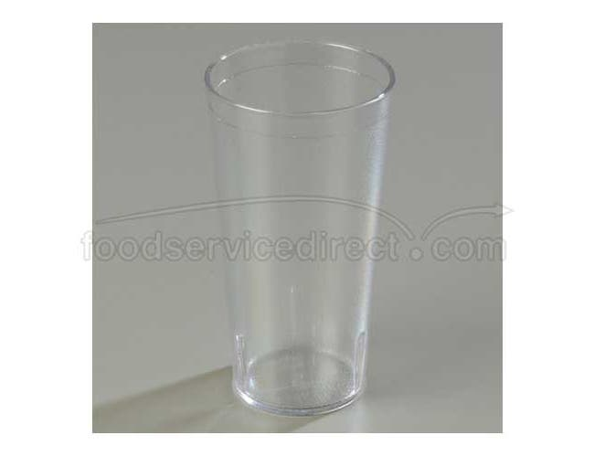 Clear San Stackable Tumbler Large Pack 20 Ounce -- 1 each