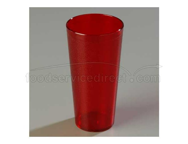 Ruby SAN Stackable Tumbler 24 Ounce - Large Pack -- 1 each