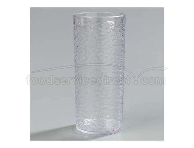 Crystal Thick-Walled Pebble Optic Tumbler 20 Ounce -- 1 each