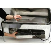 Eastern Tabletop Thermostatically Controlled Electric Heater Only, 120 Volt -- 1 each.