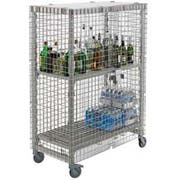 Cambro Security Cage Only for Mobile and Stationary, 26.75 x 50.25 x 61.5 inch -- 1 each.