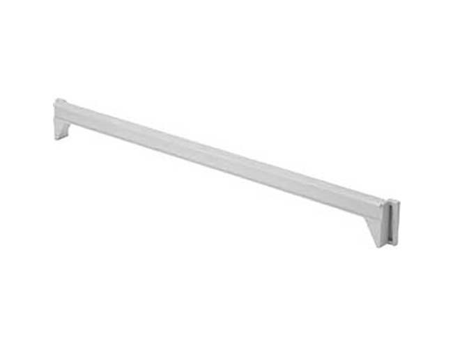 Cambro Speckled Gray Camshelving Premium Series Shelf Traverses, 24 inch Length -- 1 each.